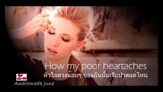 Baixar เพลงสากลแปลไทย #206#  Every Breath You Take  -  Brooke White (Lyrics & Thai subtitle)