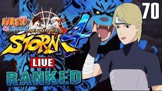 Yugito Nii's Vengeance! - Naruto Shippuden Ultimate Ninja Storm 4 Live Ranked Ep. 70