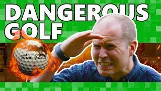 Break Everything! | Dangerous Golf | Four Player STREAM REPLAY