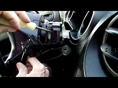 Mitsubishi Eclipse Multifunction Switch Removal