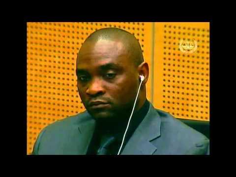 Sentencing Germain Katanga