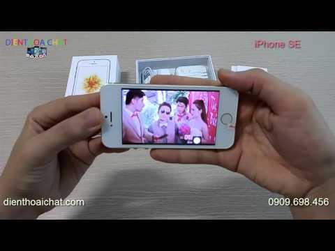 Test iPhone SE Đài loan loại 1, iphone se dai loan giá rẻ, có nên mua điện thoại iphone se