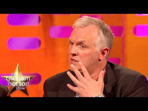 Comedian Greg Davies' Worst Doctor Experience  The Graham Norton