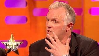 Comedian Greg Davies' Worst Doctor Experience - The Graham Norton Show