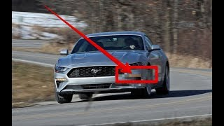2018 Ford Mustang 2.3L EcoBoost Manual Review - Exterior Interior