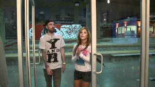 UFC Octagon Girl Brittney Palmer Tours the Fantasy Factory With Dramaa