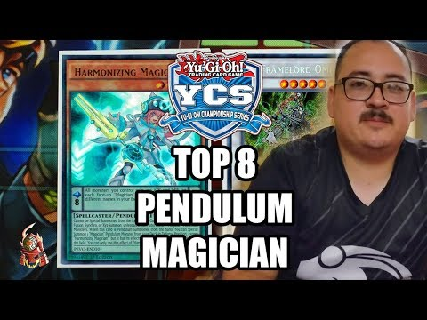 *YUGIOH* YCS SAN DIEGO TOP 8: PENDULUM MAGICIAN DECK PROFILE!