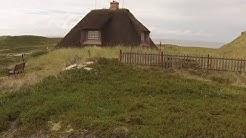 HÖRNUM - Sylt  Häuser in den Dünen 1 - Meeresblick, Reetdachhäuser, Wind