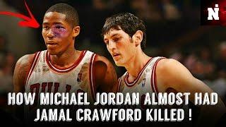 How Jamal Crawford Was Almost Killed Gambling With Michael Jordan!