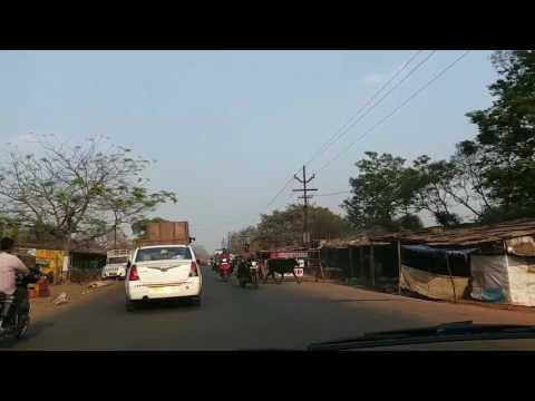 Chowdwar Market Area towards Cuttack through Manguli