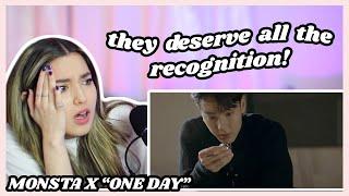MONSTA X 몬스타엑스 'ONE DAY' MV Reaction