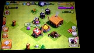 Update for missing clash of clans vid