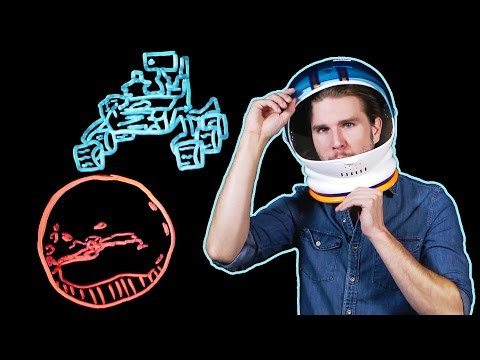 When Will We Walk on Mars? (Because Science w/ Kyle Hill)