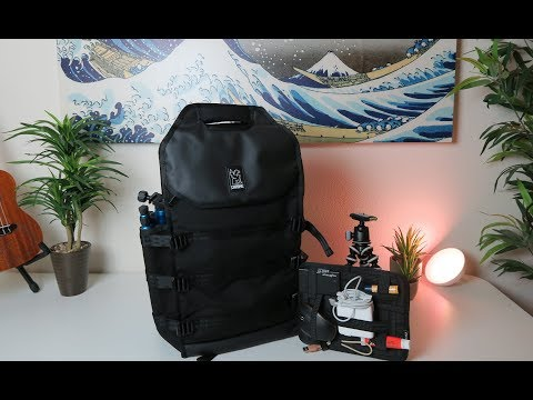 Chrome Industries Kliment E.D.C (Tech Backpack) Review