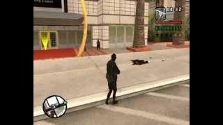 San Andreas Mod skin armi e Veicoli mw2 e MoH + Finale divertente :D