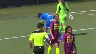 Verona Women-Brescia CF 3-6 Goals and Highlights