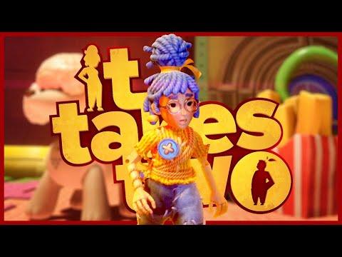 IT TAKES TWO 👫 11: Wie sich zwei Rabeneltern mit Spielzeugen Liebe erkauften