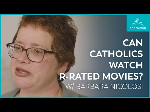 Can Catholics Watch R Rated Movies?