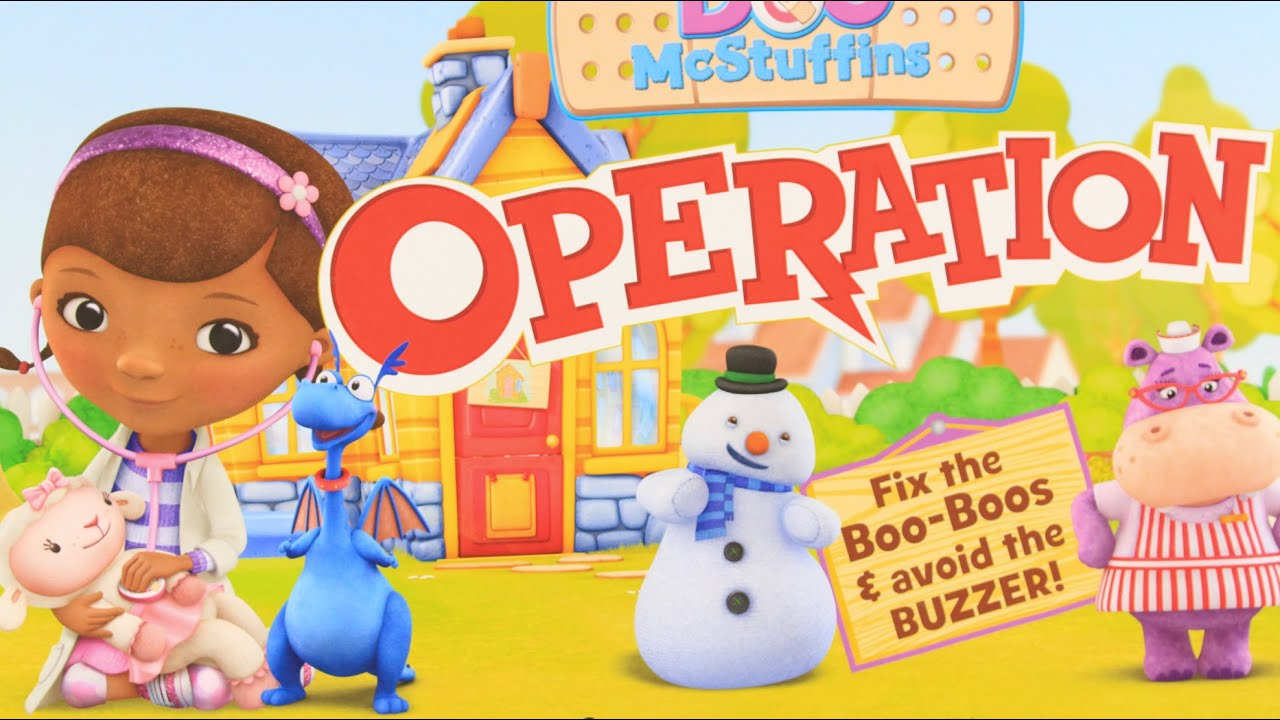 Doc Stuffins Operation  Operacja Doktor Dosia  Klinika