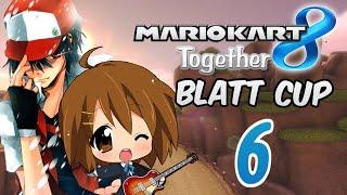 Let's Play MARIO KART 8 [Versus] - Part 6: Blatt Cup [Randomizer]