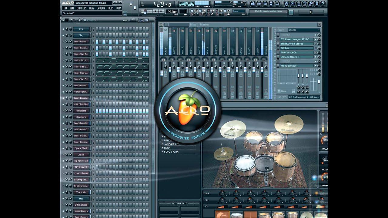 Image line fl studio 9 |.