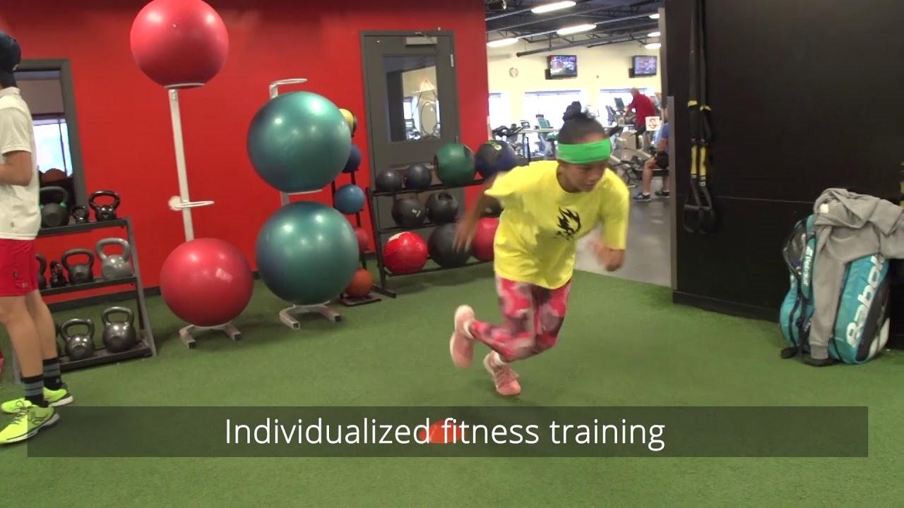 Le travail du fitness individuelle aux besoins
