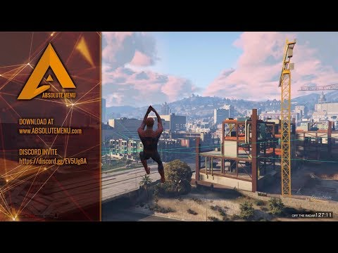 GTA V PC Online 1 43 Absolute Menu - Absolute Protection Undetected