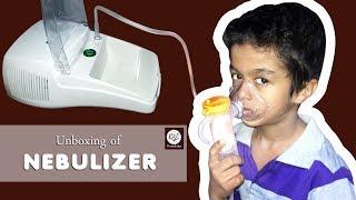 Nebulizer || Dr Trust Nebulizer || Nebuliaer || Unboxing || Compressor Nebulizer ||