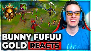 *HILARIOUS* HE GOT OUTPLAYED SO HARD!!!! - BunnyFuFuu | League of Legends