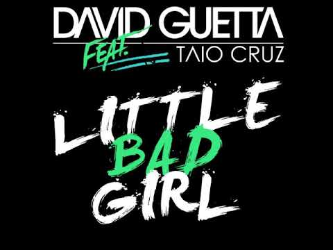 David Guetta - Little Bad Girl Ft. Taio Criz and Ludacris Official Instrumental With Backing Vocals