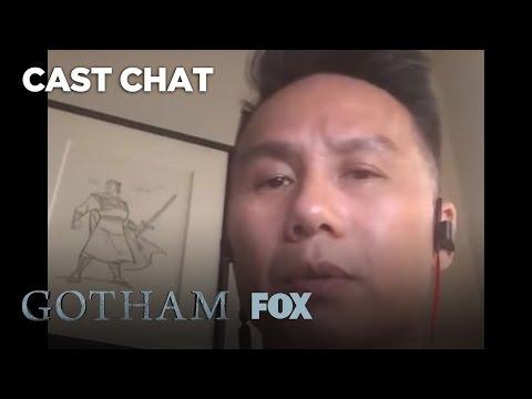 B.D. Wong's Facebook Live Q&A   Season 2   GOTHAM