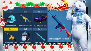New VPN Trick! Get Free Snowflake All items Skin and permanent backpack skin In Pubg Mobile
