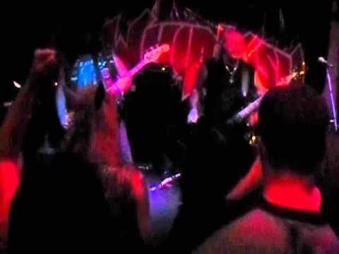 "Hobbs Angel of Death - ""Lucifer's Domain/Jack the Ripper"" @ Brooklyn, NY 10/11/14"