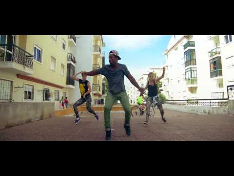 Afro Panico x Russian Girlz Aula de dança