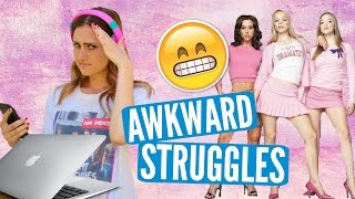 10 Struggles Only Awkward People Understand!