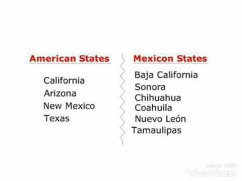 Usa & Mexico border wall