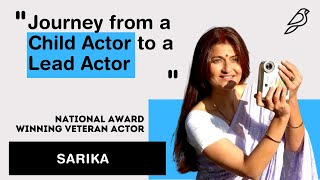 Journey from a Child Actor to a Lead Actor | National Award Winner, Sarika | Diorama IFF