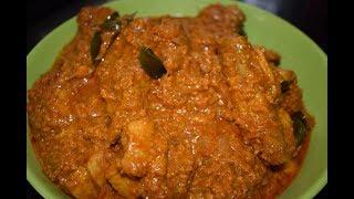 Mangalorean Style Chicken Sukka | Kori Shukka - Traditional Recipes