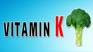 Vitamin K In Brief