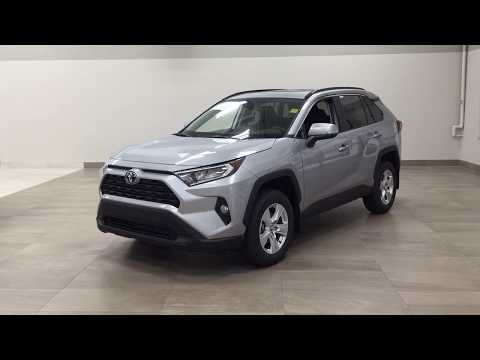 2019 Toyota RAV4 XLE AWD Review
