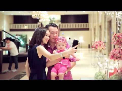 Trang trí tiệc cưới - Minh Trí & Kim Oanh - White Palace