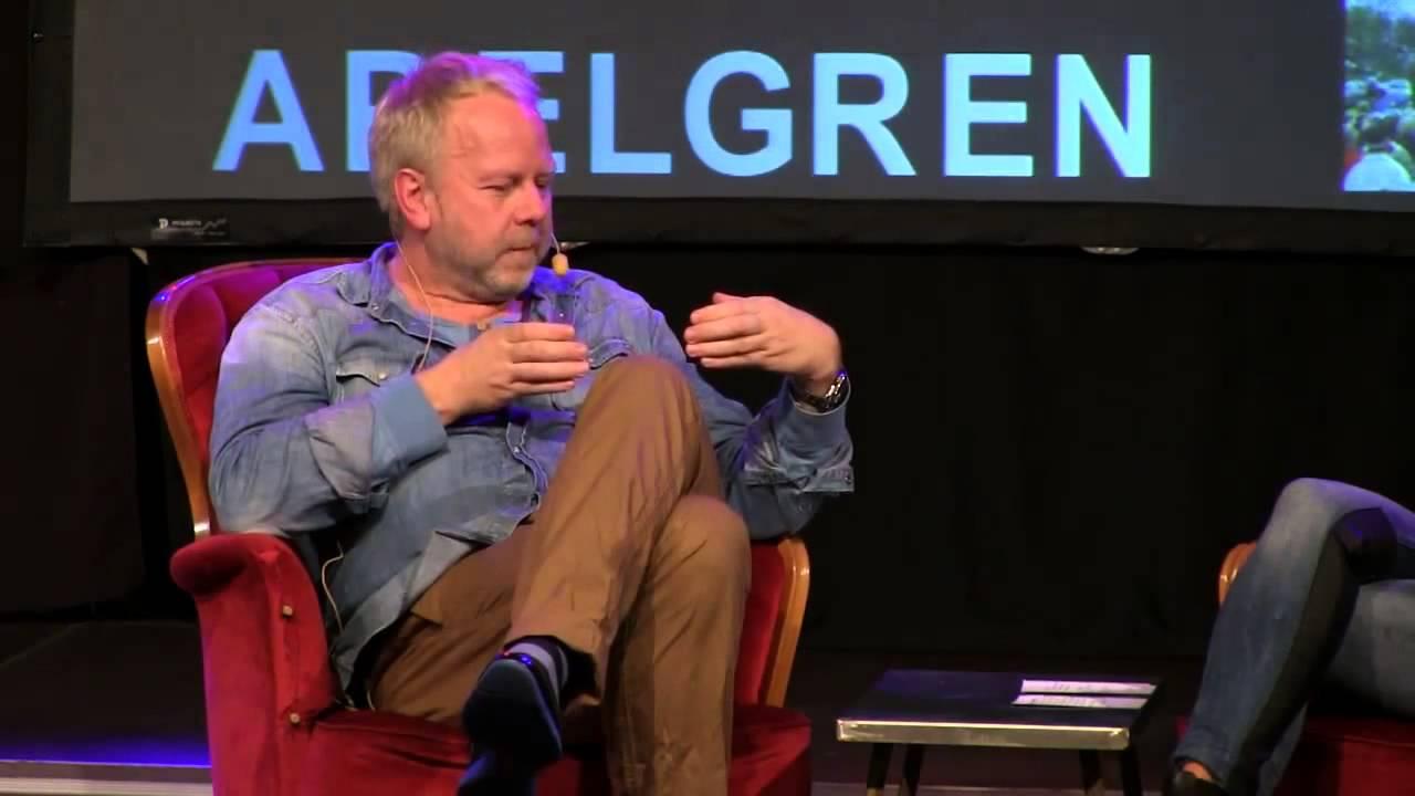 I huvudet på Peter Apelgren med MiG