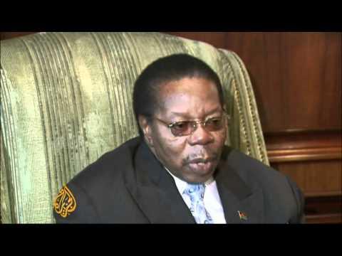 Malawian president reported dead