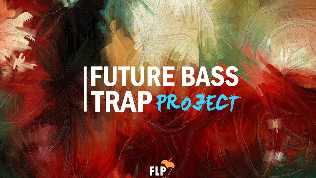 how to make a trap future bass build up