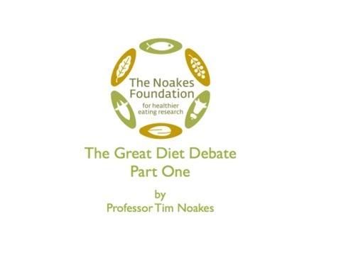 The Great Diet Debate Part - 1