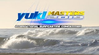 Yuki Masters 2019 Barcelona - The Film - International Surfcasting Competition