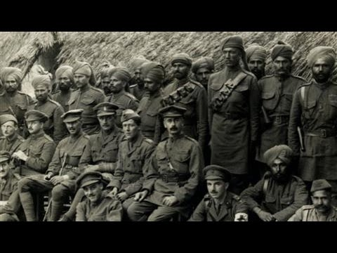 India's WW1 Hero You've Never Heard of