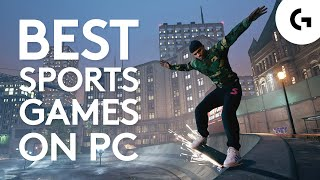 Best Sports Games Oฑ PC [BALLS! CARS! SPREADSHEETS!]
