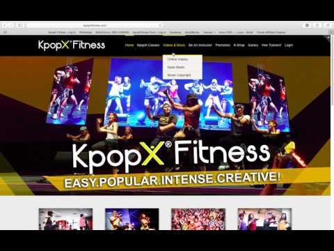 Be a K-member and create your own Private workout playlist!
