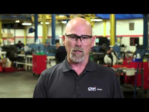 CNH Industrial Reman Engine Assembly and Testing